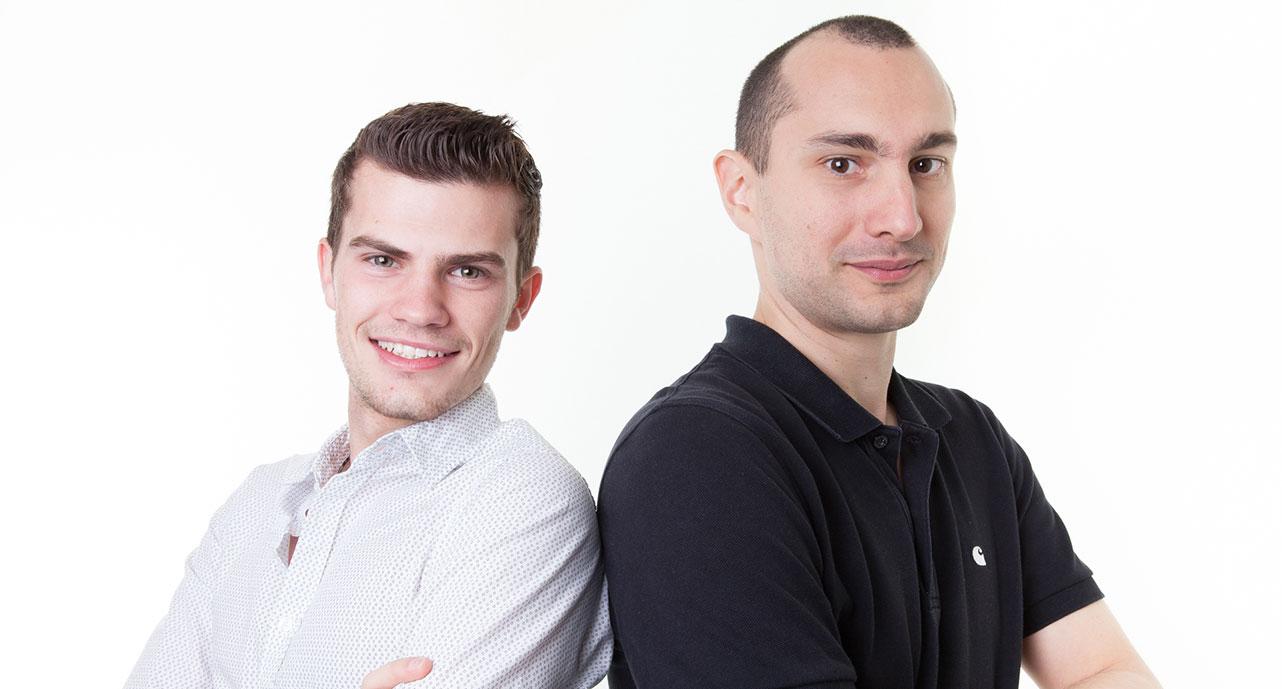 Antonin & Sylvain
